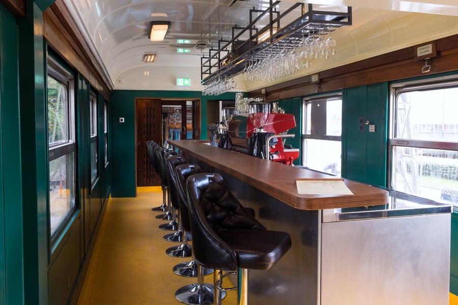 Interieurbouw bij De Wagon Tilburg